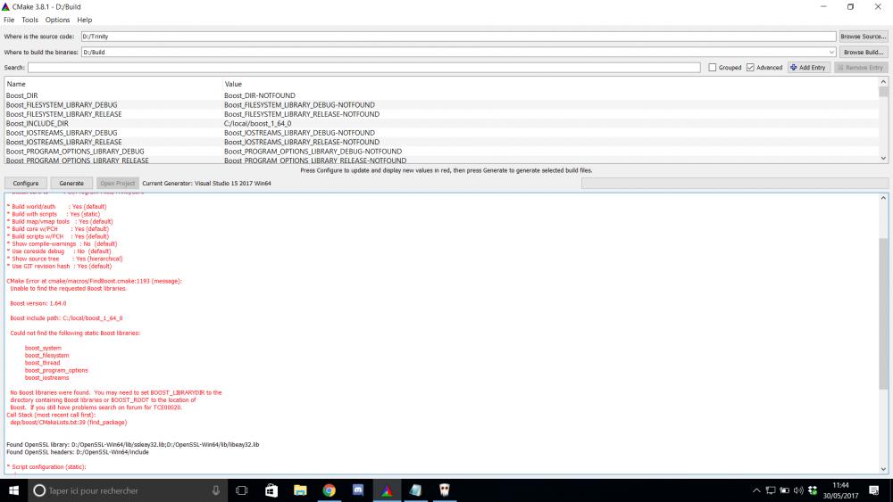screenshot cMake pour trinity.png