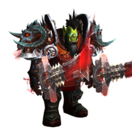 Toxer The Forsaken